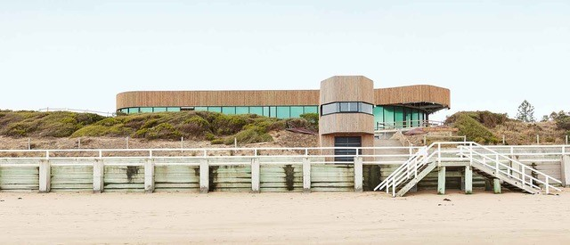 Redevelopment of the Ocean Grove Surf Life Saving Club